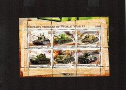 FANTASY LABEL. Military Vehicles Of World War II. USSR 2 (7R0411) - Fantasy Labels