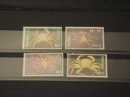 NIGERIA - 1994 GRANCHI 4 VALORI - NUOVI(++) - Nigeria (1961-...)