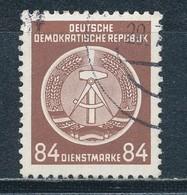 DDR Dienstmarken A 17 X XI Gestempelt Geprüft Weigelt Mi. 30,- - DDR