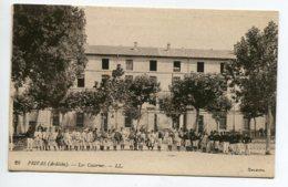 07 PRIVAS Militaires Devant Grille Les Casernes LL 28  -1920    D19 2019 - Privas