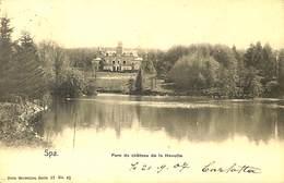CPA - Belgique - Spa - Parc Du Château De La Havette - Spa