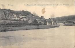 Rivage - Confluent De L'Amblève Et De L'Ourthe Et Route Vers Fraiture - Comblain-au-Pont
