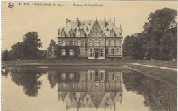 Belgique  Oostcamp Oostkamp Le  Chateau De  Gruuthuuse - Oostkamp