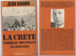 Jean Mabire La Crète Tombeau Des Paras - Libros