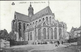 LEUVEN-LOUVAIN - Sint-Pieter's Kerk - Leuven