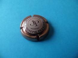CAPSULE DE CHAMPAGNE  -  JOSEPH PERRIER  -  N° 76 Rosé Contour Rosé - Autres