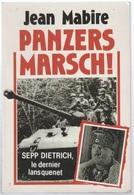 Jean Mabire Panzers Marsch ! - Libros