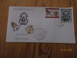 Enveloppe 1er Jour Saint-Pierre Et Miquelon Musée De Saint-Pierre 1971 - FDC