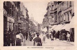 SARREBOURG Grand'rue - Sarrebourg