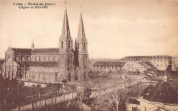 CHINA - Zikawei - The Church - Publ. Mission Des Jesuites. - Cina