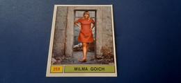 Figurina Panini Cantanti 1969 - Wilma Goich - Panini