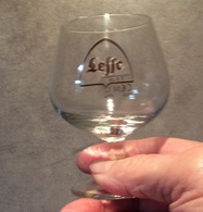 Degustatie Glas LEFFE (Model Cognac) - Hoogte 9 Cm En 7,5 Cl - Glazen
