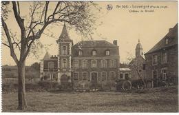Belgique   Louveigne Pres De Liege   Chateau De Blindef - België