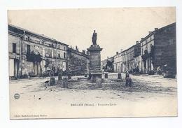 CPA Brillon - Fontaine Cérès - France