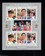 905909128 1981  SCOTT  226A POSTFRIS MINT NEVER HINGED EINWANDFREI (XX) ROYAL FAMILY - Guernesey