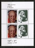 POLAND  Scott # 2432a** VF MINT NH Souvenir Sheet (SS-526) - Blocks & Sheetlets & Panes