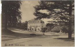 Belgique    Uccle   Le  Chateau De Wolvenberg - Bélgica