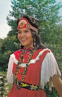 Ann Walkingstick - Cheorkee Indian Girl , North Carolina , 50-60s - Native Americans