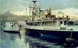 LA CALYPSO ET L'ESPADON DE COUSTEAU - Boats