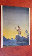 "Nicholas Roerich - ""Agni Yoga""   - Old USSR PC 1990 Rare Edition - Tibet, Himalaya - Tibet"