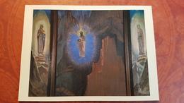 "Nicholas Roerich - ""The King""   - Old USSR PC 1990 Rare Edition - Tibet, Himalaya - Tibet"
