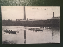 SEDAN-La Revue Du 14 Juillet 1911-Les Régates - Sedan