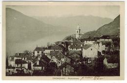 LAGO MAGGIORE TRONZANO PANORAMA - Varese