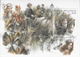 Paardenprocessie - Belgium