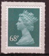 Great Britain 2009 Decimal Machin 68p Self Adhesive Définitive Stamp. - 1952-.... (Elizabeth II)