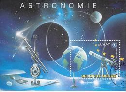 Astronomie Europa-cept 2009 - Belgium