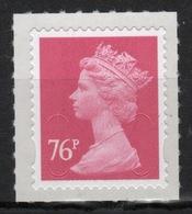 Great Britain 2009 Decimal Machin 76p Self Adhesive Définitive Stamp. - 1952-.... (Elizabeth II)