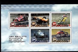 905930662 2009  SCOTT 2235A POSTFRIS MINT NEVER HINGED EINWANDFREI (XX) MOTOR SPORT CHAMPIONS - Unused Stamps