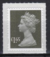 Great Britain 2009 Decimal Machin £1.65p Self Adhesive Définitive Stamp. - 1952-.... (Elizabeth II)