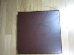 VEND ALBUM POUR 100 FEUILLES , MARRON FONCE !!! - Binders With Pages