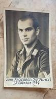 WW2 WWII LUFTWAFFE AIR FORCE PILOT ORIGINAL PHOTO PICTURE SOLDAT GERMANY ARMY NAZI UNIFORM ARMEE DEUTSCHE WEHRMACH - 1939-45