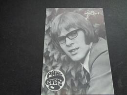 Artiste ( 705 )  Artiest Zangeres  Zanger ( Geen Postkaart ) :  Paul Severs - Chanteurs & Musiciens
