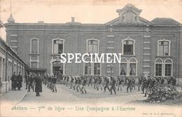 7me De Ligne - Une Compagnie à L'Escrime  - Anvers - Antwerpen - Antwerpen