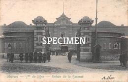 7me De Ligne - Entrée De La Caserne - Anvers - Antwerpen - Antwerpen