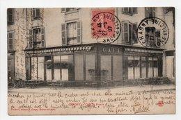 - CPA CHAGNY (71) - Café De France 1907 - Edition Boudard - - Chagny