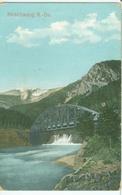 Reichenau An Der Rax 1915; Hirschwang, Windbrücke - Gelaufen - Raxgebiet