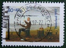 Kinderzegels Kind Child Welfare Enfant NVPH 1738 (Mi 1634); 1997 Gestempeld / Used NEDERLAND / NIEDERLANDE - 1980-... (Beatrix)