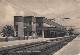 Albenga - Stazione Ferroviaria - Savona
