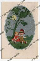 1918 - Illustratore - C. Giris - Coppia Innamorati - Piega Vedi Foto Grazie - Illustratori & Fotografie