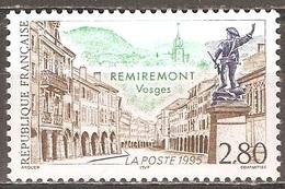 France - 1995 - Remiremont - YT 2955 Neuf Sans Charnière - MNH - France