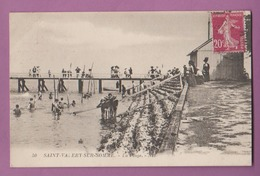 SAINT - VALERY - SUR - SOMME       La Plage     80 - Saint Valery Sur Somme