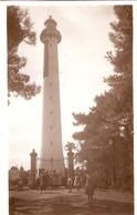 Photographie Ancienne De Phare, Entrée De La Coubre Animée, La Tremblade (17), Ronce-les-Bains, Photo Vers 1930 - Orte