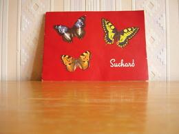 Album Chromos Images Vignettes Suchard *** Papillons *** - Albums & Catalogues