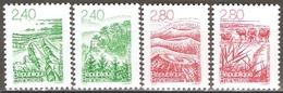 France - 1995 - Bretagne, Vosges, Auvergne Et Camargue - YT 2949 à 2952 Neufs Sans Charnière - MNH - France