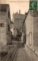 CHARTRES PONT ET RUE DES TROIS MOULINS - Chartres