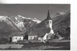 Bellwald, Wannenhorn, Kirche - VS Valais